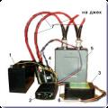 Проект Электроогнетушитель без расходных материалов